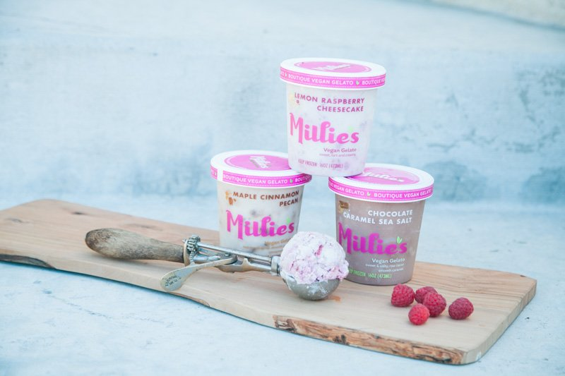 San Diego Product Photography | Millie's Boutique Vegan Gelato