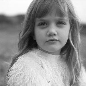 Beautiful Portrait of a Vendela | San Diego Children Photography