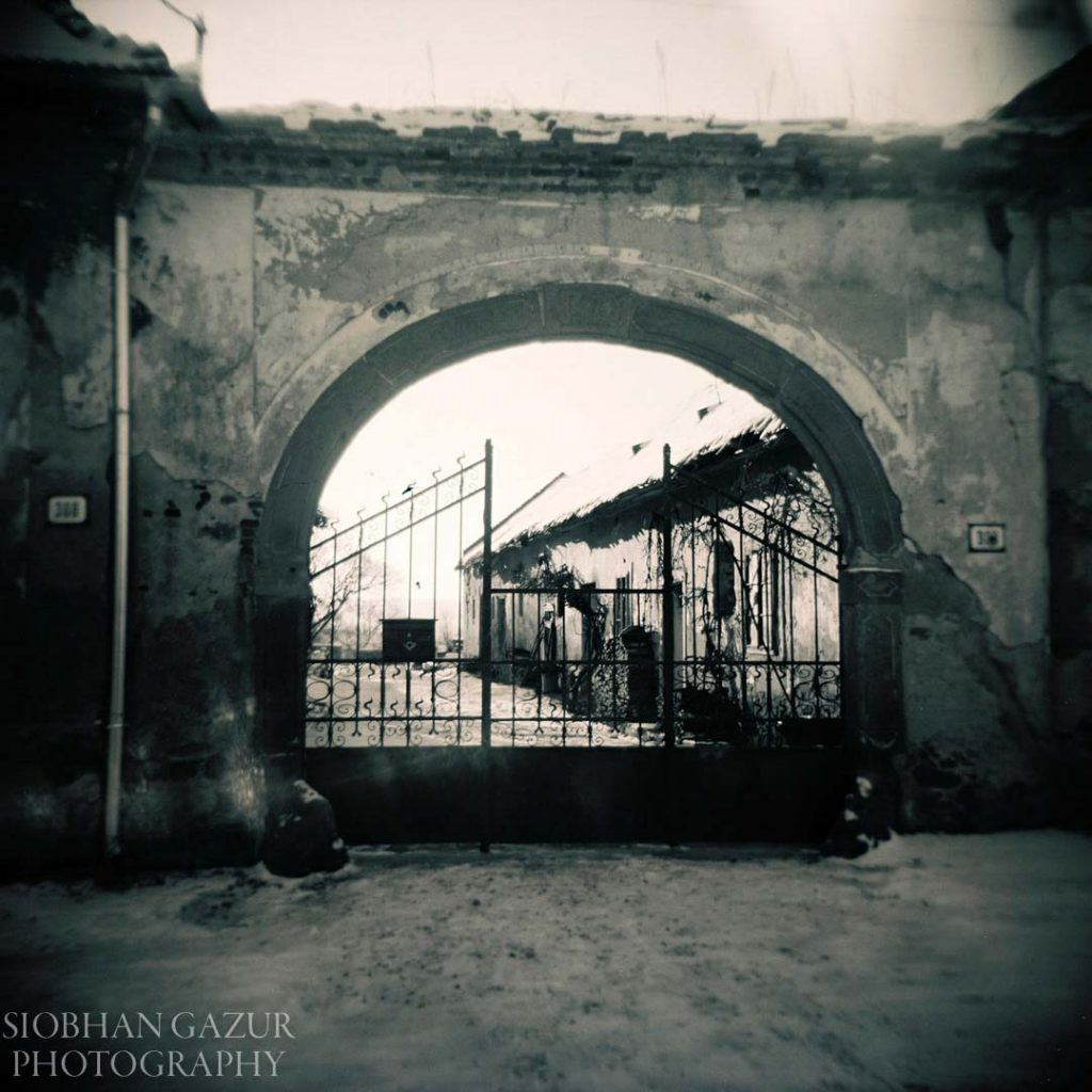 Into The Gates | Creative Photography