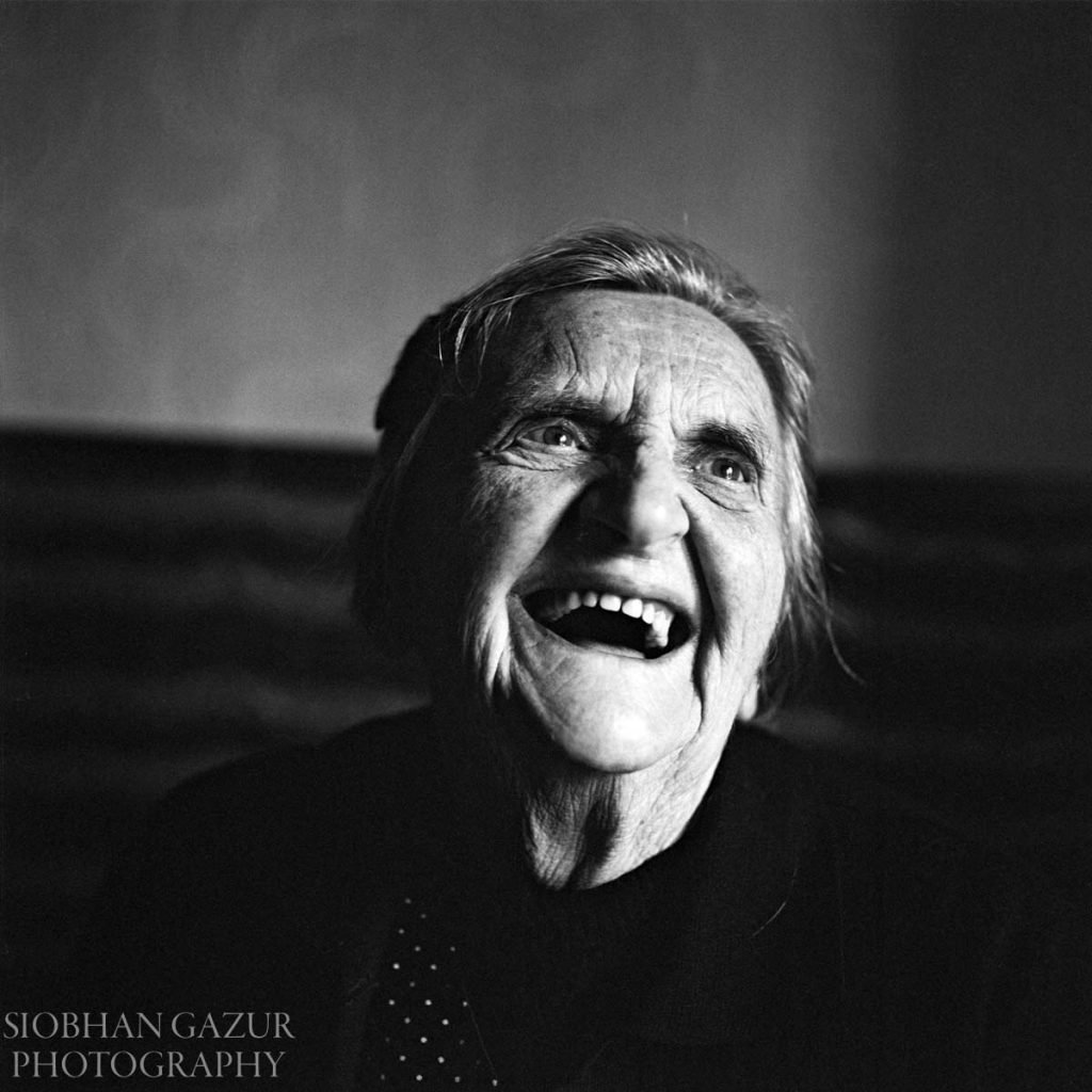 Laughing | Portrait Photography
