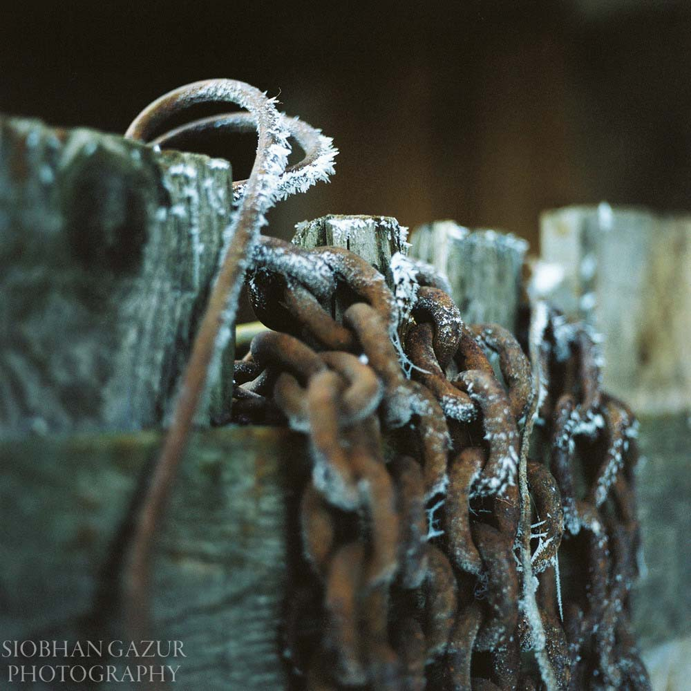 Snow and Rust | Travel Photography