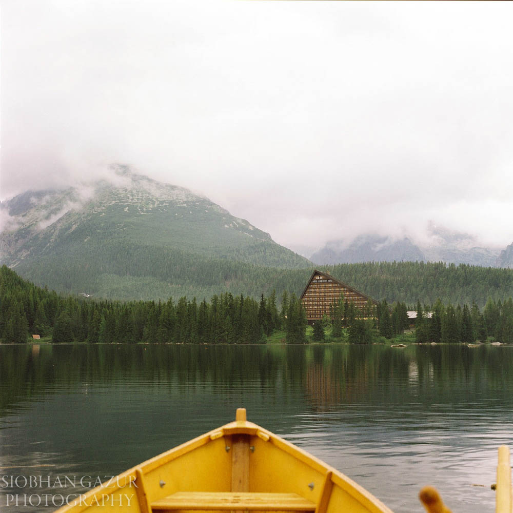 Yellow Boat | Travel Photography