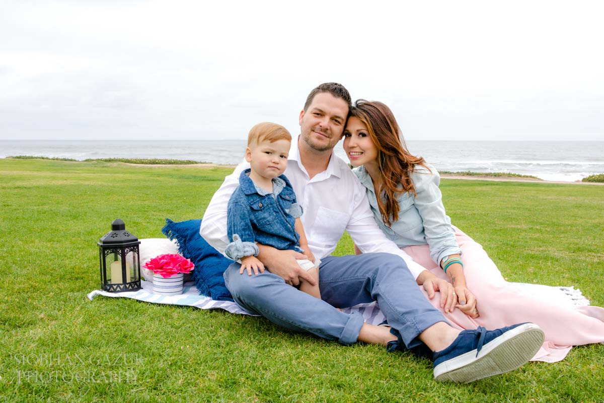 Del Mar Beach Family Photography