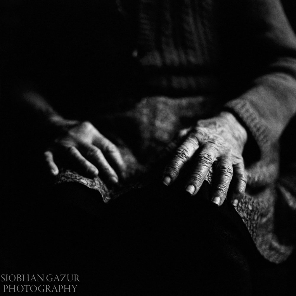 Working Veins | Portrait of Elderly Woman