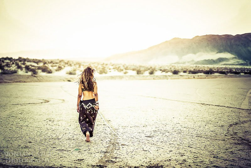 San Diego Fashion Photography | California Desert