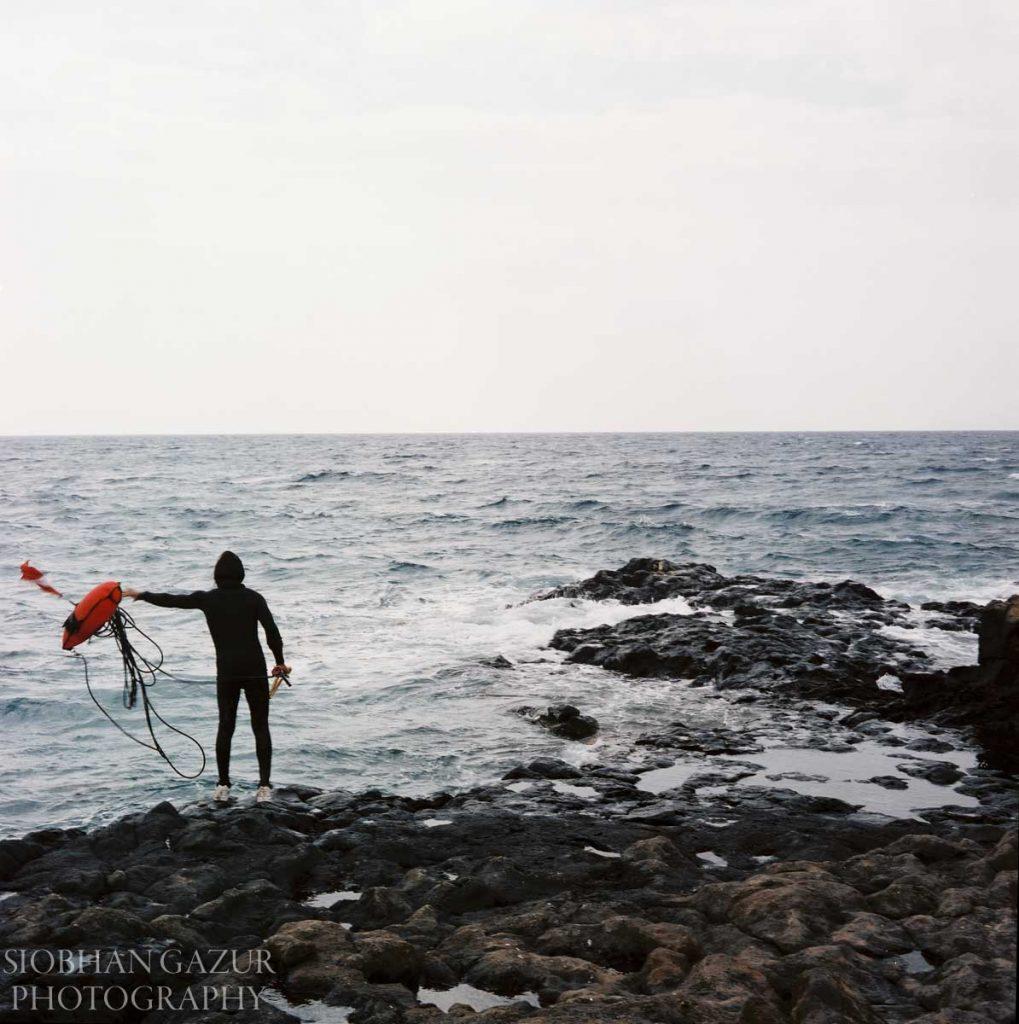 Maui Spearfishing | Travel Photography