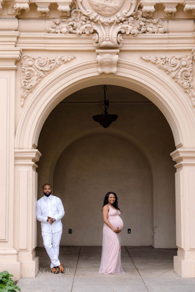 Balboa Park | Maternity Photography