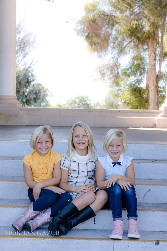 Balboa Park | Children Photography