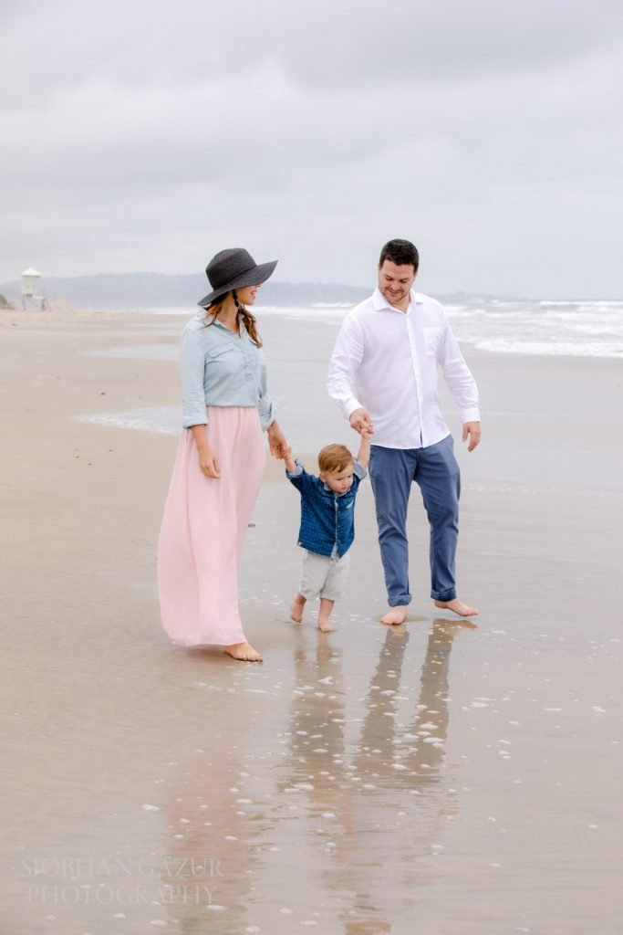 Del Mar Family Beach Photography