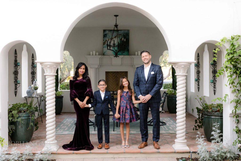 Rancho Santa Fe Family Photography