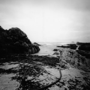 Big Sur Beach Pinhole